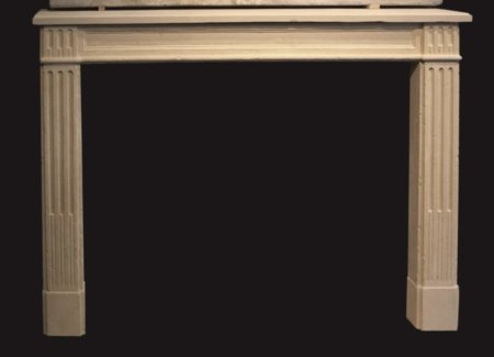 chimneypiece antique fireplace mantel