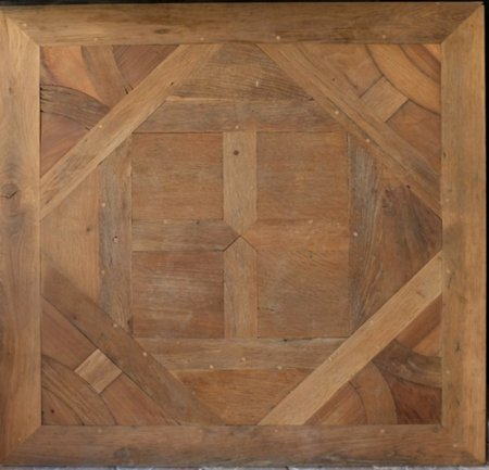 18th century Versailles parquet floors